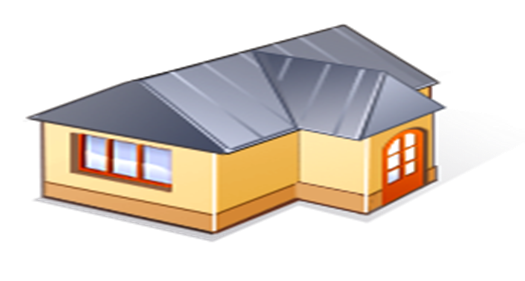 House drawing png